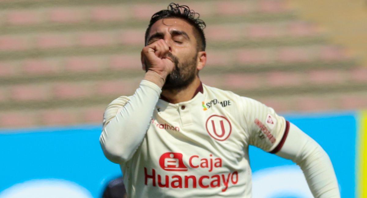 Universitario de Deportes venció a Cusco FC en San Marcos. Foto: Prensa de la FPF