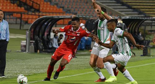 Aldair Rodríguez no podrá jugar la Copa Libertadores con América de Cali