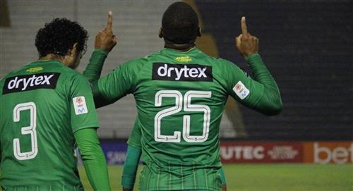 Carlos Mannucci vs Sport Huancayo: el gol del triunfo del 'Rojo Matador' en Matute