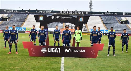 Fixture de Sporting Cristal en la Fase 2 de la Liga 1 del fútbol peruano