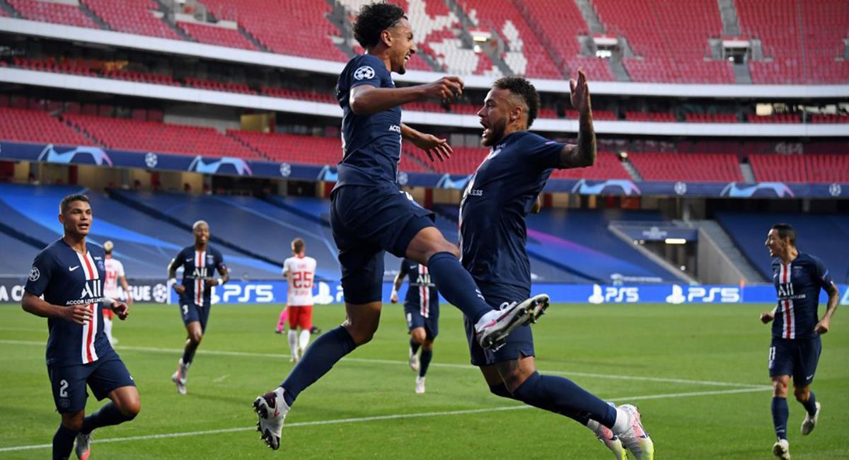 PSG quiere un debut de Champions ganador ante el Manchester United. Foto: Andina
