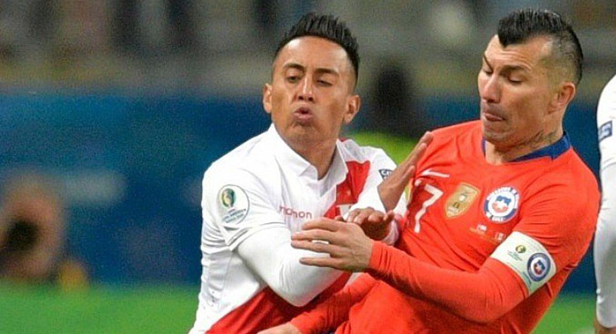 Gary Medel tendría todo listo para reaparecer ante Perú en Eliminatorias. Foto: Twitter Difusión