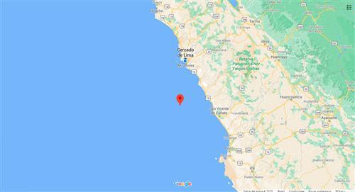 Temblor de 3.6 de magnitud sacude Cañete, en Lima