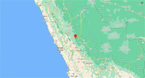 Temblor de 4.1 de magnitud sacude Paucartambo, en Pasco