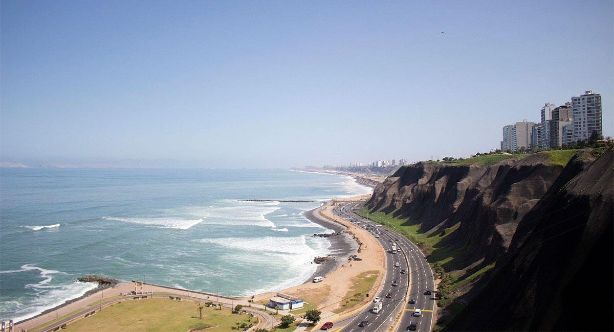 Población peruana no podrá bañarse en las playas durante el próximo verano. Foto: Pixabay