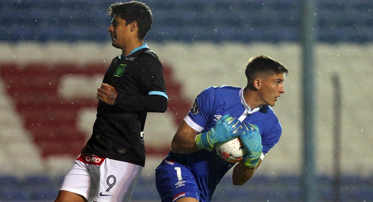 Alianza Lima se despide de la Copa Liberadores 2020 con un punto. Foto: EFE