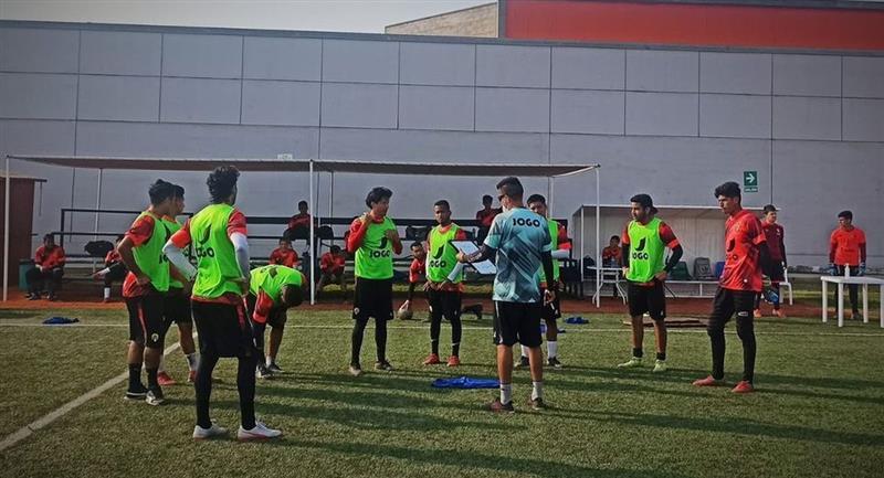 Santa Rosa de Andahuaylas competirá en la Liga 2. Foto: Facebook Club Cultural Santa Rosa
