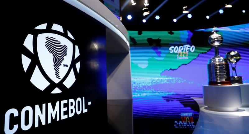 Se llevó a cabo el sorteo de los octavos de final de la Copa Libertadores. Foto: EFE