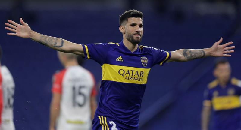Boca Juniors es uno de los clasificados a los octavos de final de la Copa Libertadores. Foto: EFE