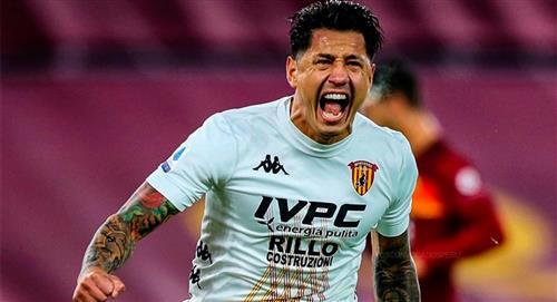 Selección Peruana: Eddie Fleischman se mostró a favor de una posible convocatoria de Gianluca Lapadula