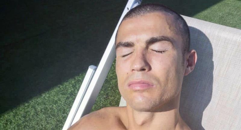 Cristiano Ronaldo envió mensaje tras triunfo de Real Madrid. Foto: Twitter @Cristiano