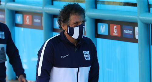 Alianza Lima responde a la continuidad de Mario Salas