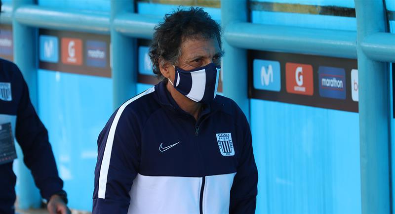 Mario Salas quiere mostrar otra cara con Alianza Lima en la Fase 2. Foto: Prensa FPF