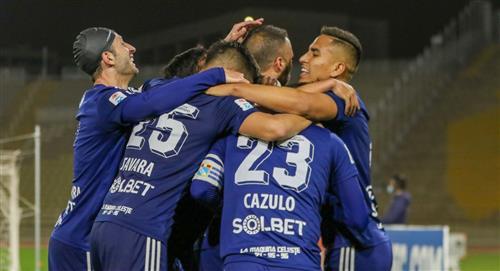 Sporting Cristal vs Cienciano: los goles del partido por la Liga 1