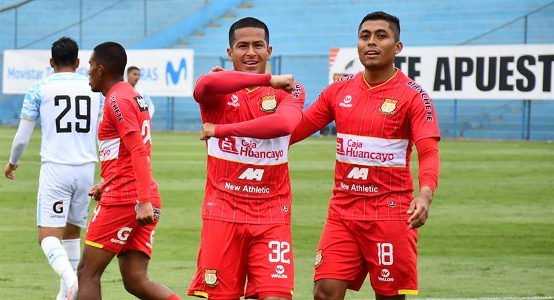 Sport Huancayo regresa a la Sudamericana. Foto: Prensa FPF