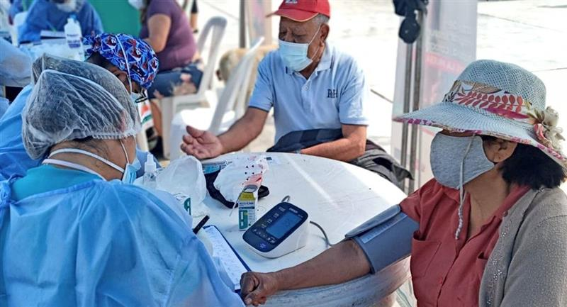 Aún se presentan casos de coronavirus en el Perú. Foto: Twitter Minsa