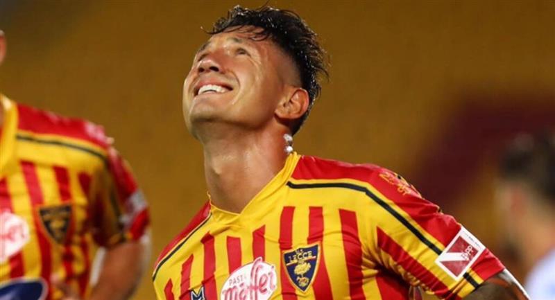 Gianluca Lapadula puede ser convocado en la Selección Peruana. Foto: Twitter Difusión
