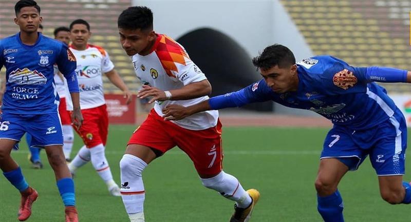 Santos de Nazca se impuso en la Liga 2 al Cultural de Santa Rosa. Foto: Instagram Club Santos de Nazca