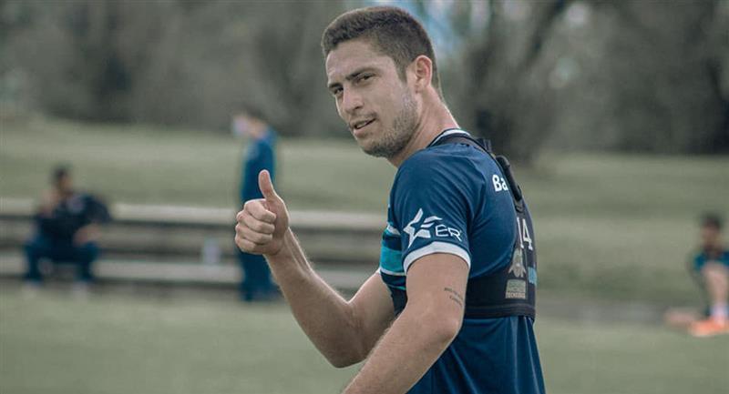 Santiago Ormeño espera su oportunidad en la Selección Peruana. Foto: Facebook Club Puebla