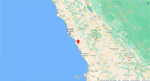 Temblor de 3.6 de magnitud sacudió Lima este martes 27 de octubre