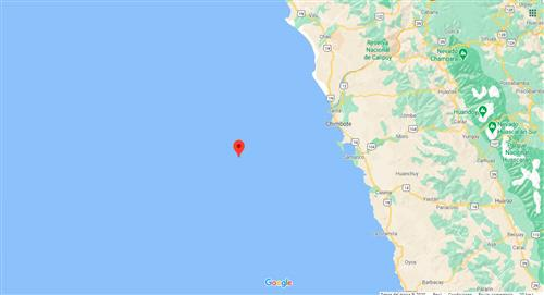 Temblor de 3.8 de magnitud sacude Chimbote, en Áncash