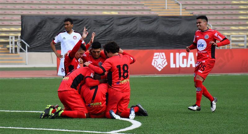 Juan Aurich logró un sólido triunfo ante Unión Huaral. Foto: Prensa FPF