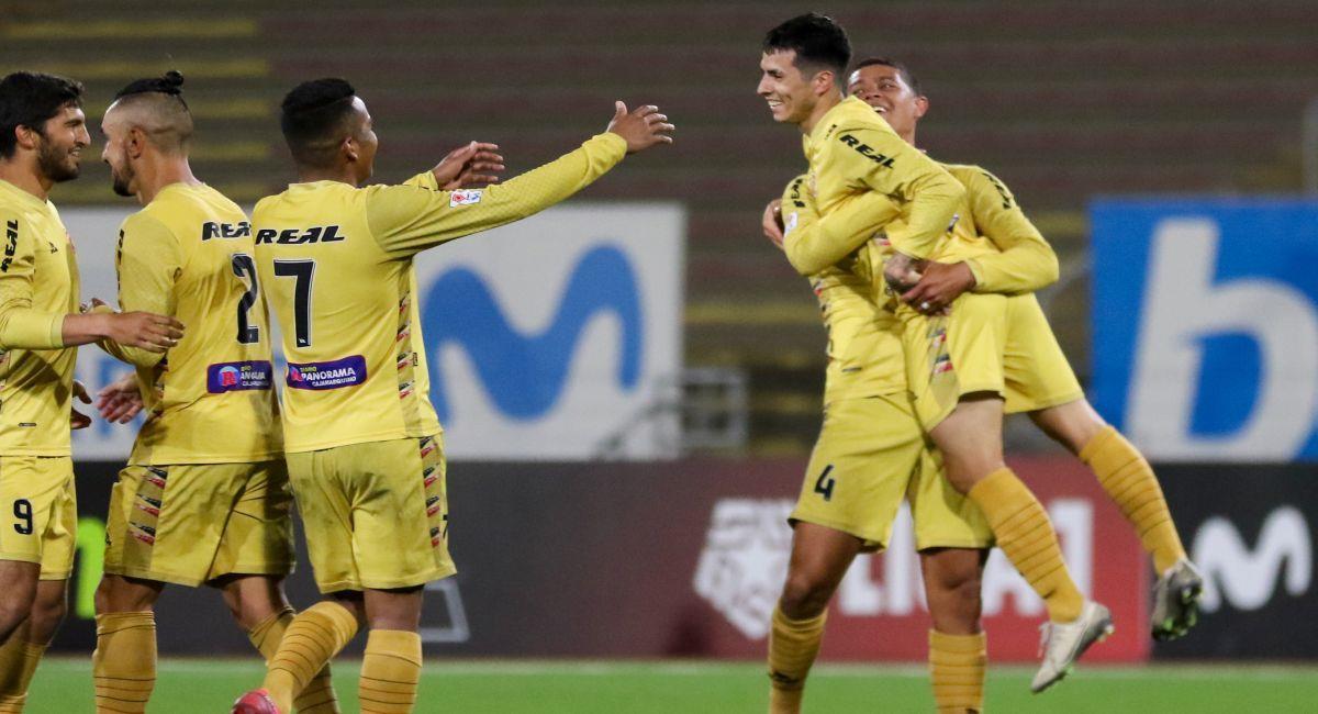 UTC goleó a Binacional en el estadio de San Marcos. Foto: Prensa de la FPF