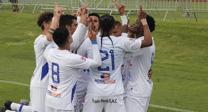 Alianza Atlético doblegó a Coopsol. Foto: Prensa FPF