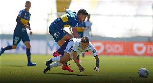 Gabriel Costa, titular en Colo Colo que no sale de la zona del descenso