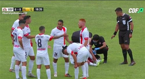 Julio Bascuñán dirigió partido de Segunda División tras el Perú vs Brasil