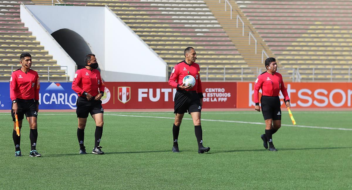 Fecha 2 en vivo de la Fase 2 del fútbol peruano. Foto: Prensa FPF