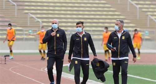 Liga 1: Hernán Lisi no es más director técnico de la Academia Cantolao