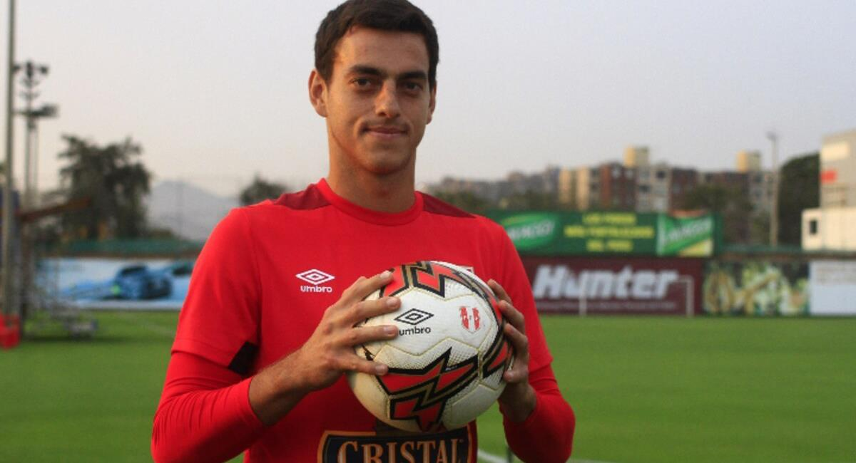 Sportivo Luqueño de Alejandro Duarte recibió carta de reserva. Foto: Twitter Difusión