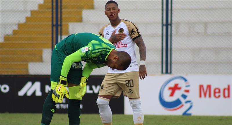 Ray Sandoval y Janio Pósito anotaron los goles imperiales. Foto: Prensa FPF