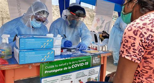 COVID-19 en Perú: Reporte de infectados de coronavirus al miércoles 28 de octubre
