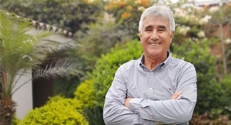 Percy Rojas fue campeón de la Copa América con la Selección Peruana en 1975. Foto: Andina