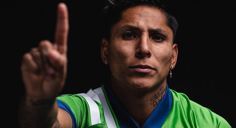 Raúl Ruidíaz integra el equipo de la semana en la MLS. Foto: Twitter @SoundersFC