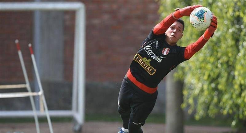 Renato Solís es otro de los nuevos llamados a la Selección Peruana. Foto: Instagram Renato Solís