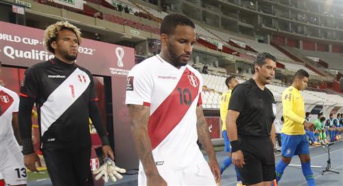 Selección Peruana: Jefferson Farfán se convierte en la primera baja para los duelos ante Chile y Argentina