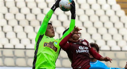 Selección Peruana: Renato Solís, la sorpresa en el arco que alista la convocatoria de Ricardo Gareca