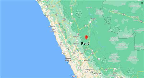 Temblor hoy en Pasco se sintió en Lima: sismo de 5.7 se registró en Pozuzo (Oxapampa)