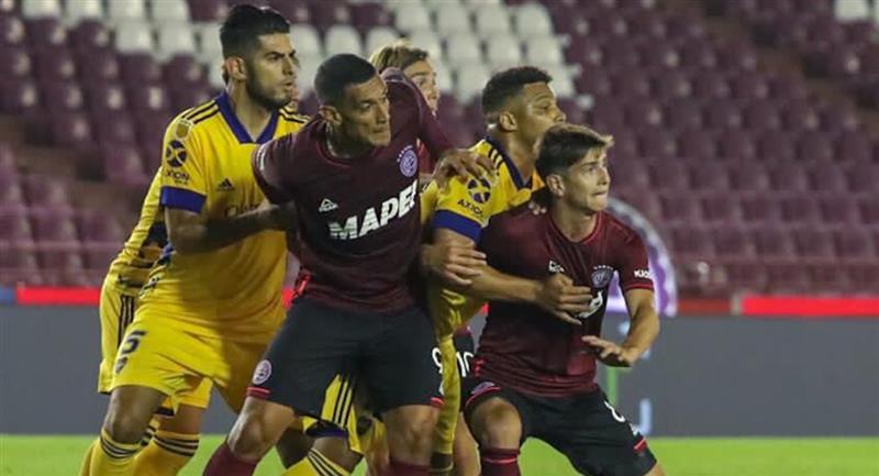 Con Carlos Zambrano, Boca Juniors venció 2-1 a Lanús en el inicio de la  Copa Liga Profesional de Argentina