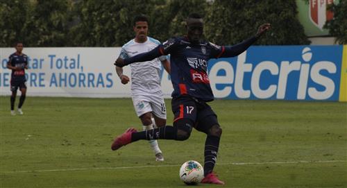 Llacuabamba vs César Vallejo: goles del triunfo poeta en la Liga 1