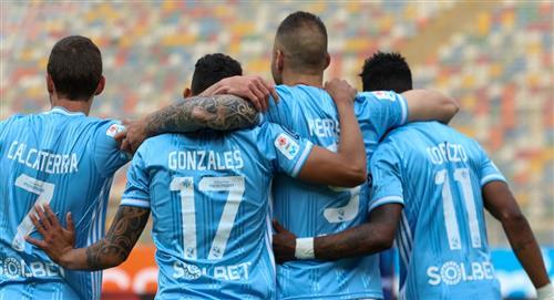 Sporting Cristal vs Carlos Stein: gol del triunfo celeste