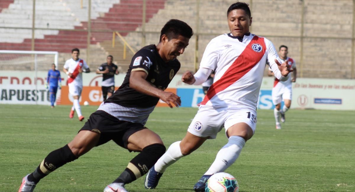 Municipal y Cusco FC se repartieron los puntos. Foto: Prensa de la FPF
