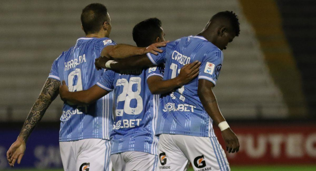 Sporting Cristal sigue ganando, esta vez a Alianza Universidad. Foto: Prensa de la FPF