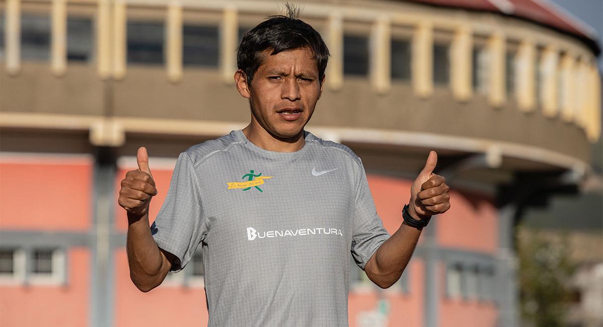 Christian Pacheco, orgullo peruano. Foto: Sport Solutions.