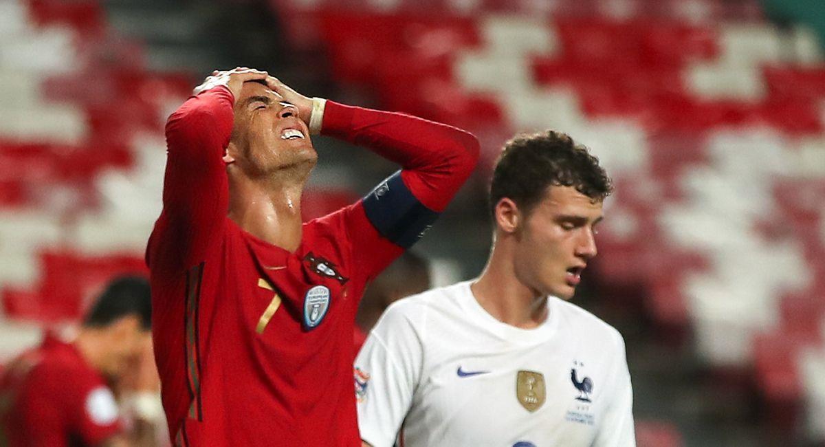 Cristiano Ronaldo no disputará la final de la Liga de Naciones. Foto: EFE