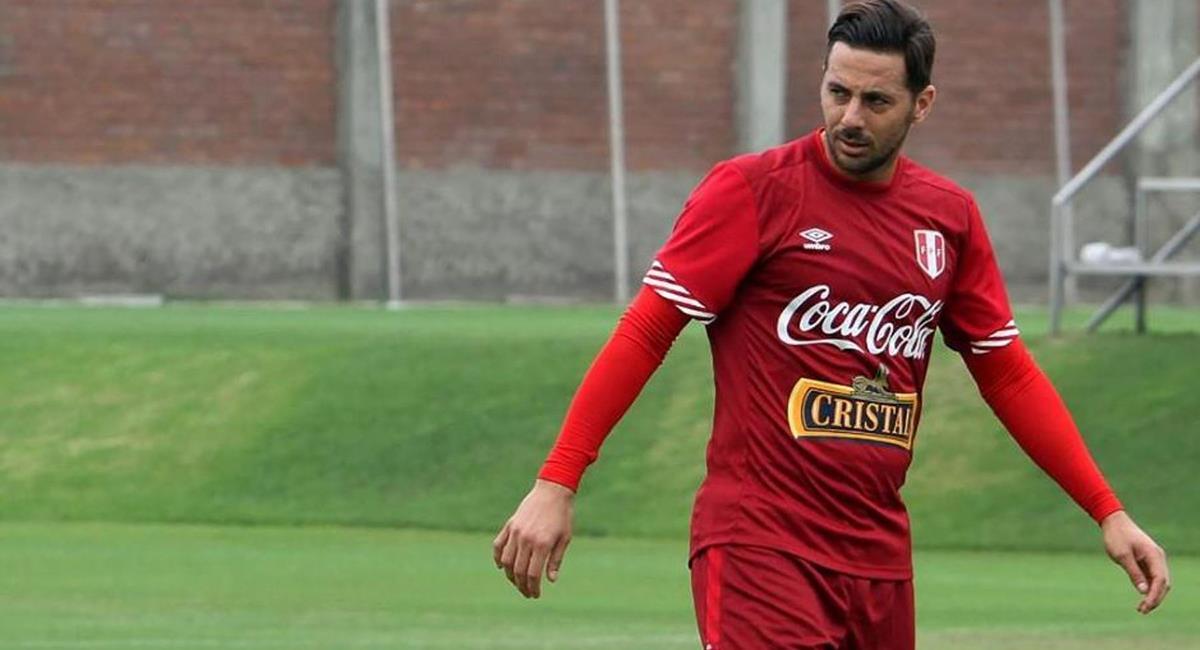 Claudio Pizarro habló del momento de Perú. Foto: Andina