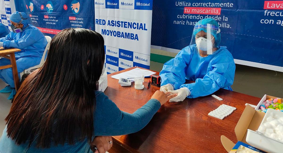 2737 nuevos casos de COVID-19 se registraron en Perú. Foto: Twitter @EsSaludPeru